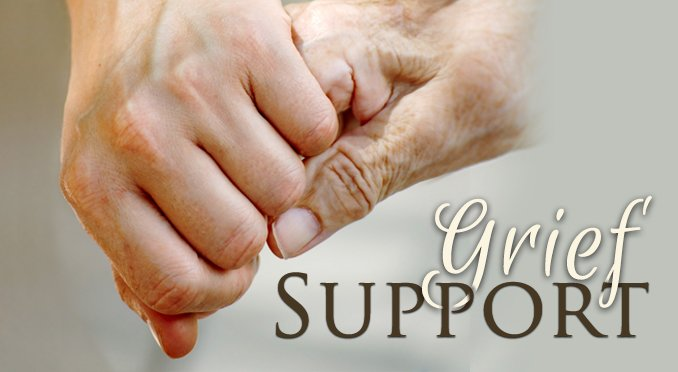 Grief Support call to action